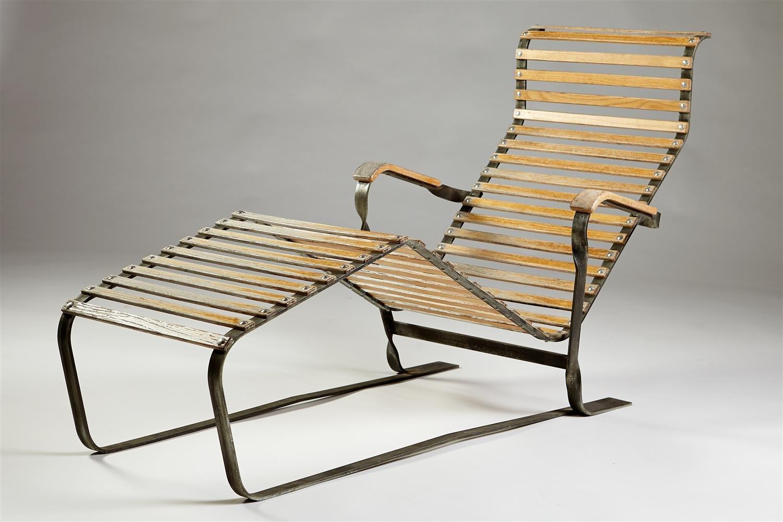 Chaise Longue Designed By Marcel Breuer For Embru Wohnbedorf Switzerland 1930s