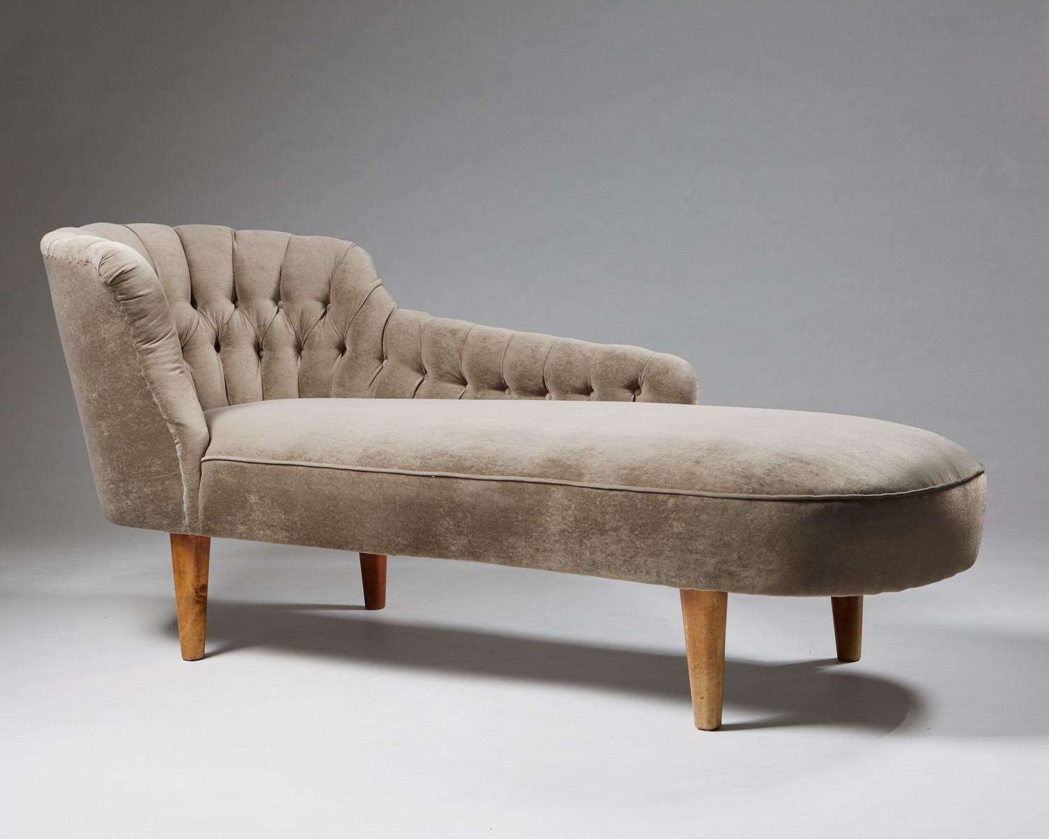 Modernity Chaise Attributed Grossman— Magnusson Greta Longue To NZ80nwXOPk